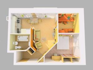 дизайн проект квартиры хабаровск
